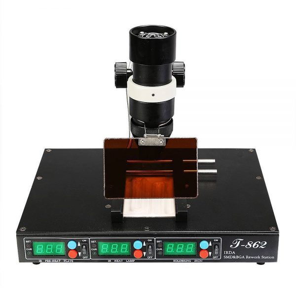 Infrared Rework Station Cody 862D